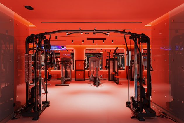 Fitness DEPO chain by ch.archteam in Russia