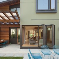 Green Lake Residence by Coates Design Seattle Architects in Seattle, Washington