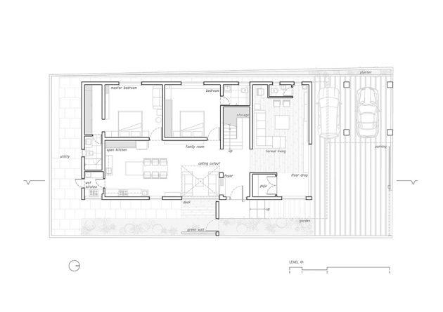 House J172 by K&M Design Studio in Bengaluru, India