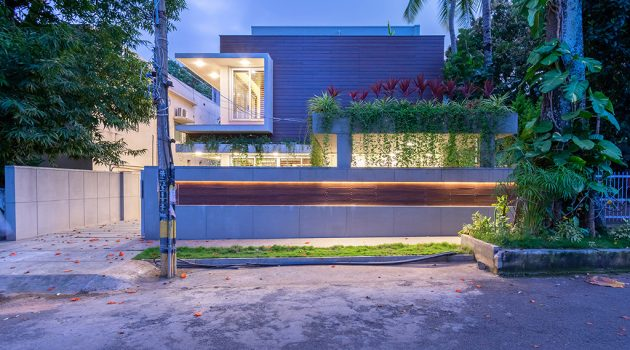 House J172 by K&M Design Studio in Bengaluru, India