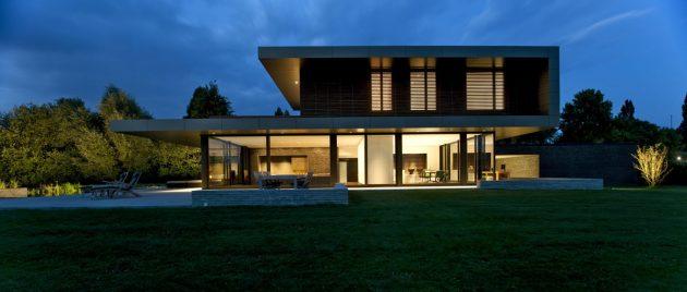 House P by Heiderich Architekten in Dortmund, Germany