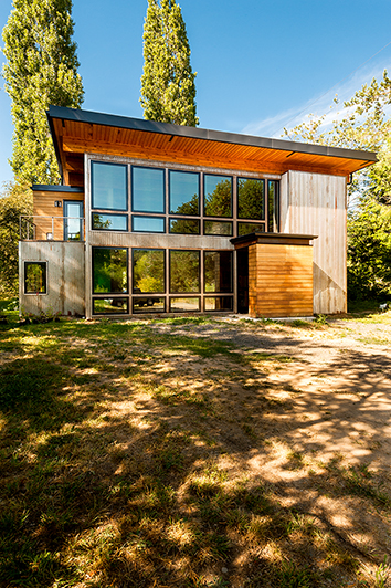 Musicians House by Coates Design Seattle Architects in Washington, USA
