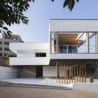 N10 House by Architect Show in Fukuoka, Japan