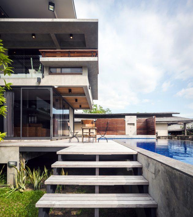 SALA Canal by Volume Matrix Studio in Bangkok, Thailand
