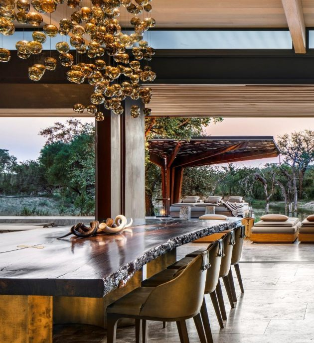 The biggest safari story in Southern Africa, and why OKHA was the chosen décor supplier