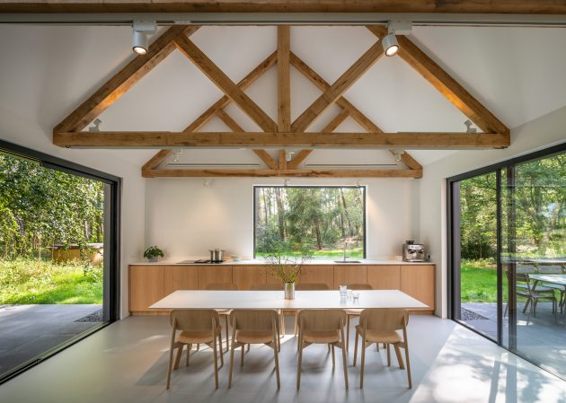 Villa Tonden by HofmanDujardin in The Netherlands