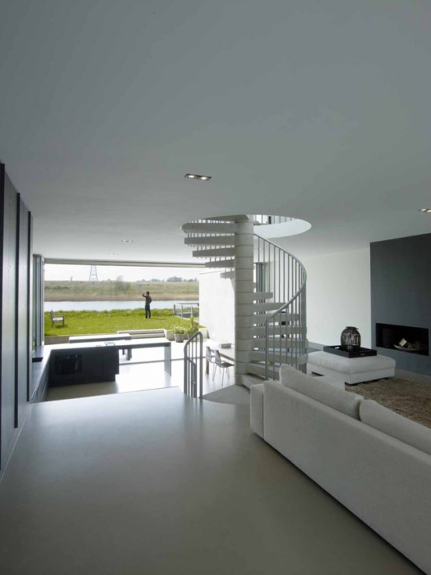W-House by VMX Architects in Amsterdam, The Netherlands