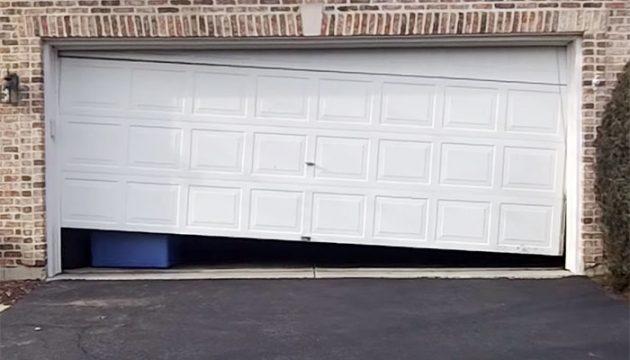 Three Common Garage Door Problems