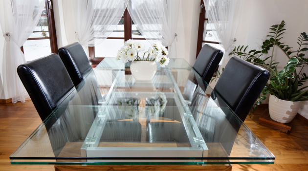 Ideas for Replacing Your Broken Glass Table Top