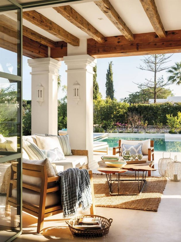 10 Wonderful Pool Houses for This Summer