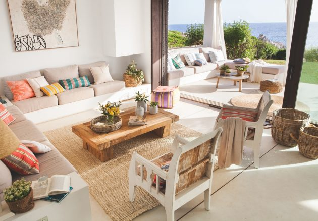 Letting the Sea Entering Your Home!