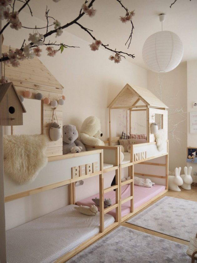 6 Customized Children's Bunk Beds