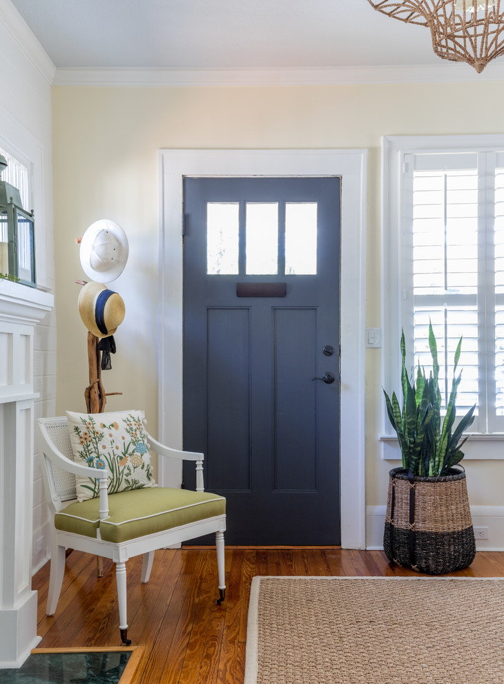 15 Beautiful Shabby Chic Entry Hall Designs You Will Adore