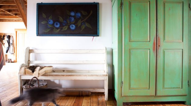 15 Beautiful Shabby-Chic Entry Hall Designs You Will Adore