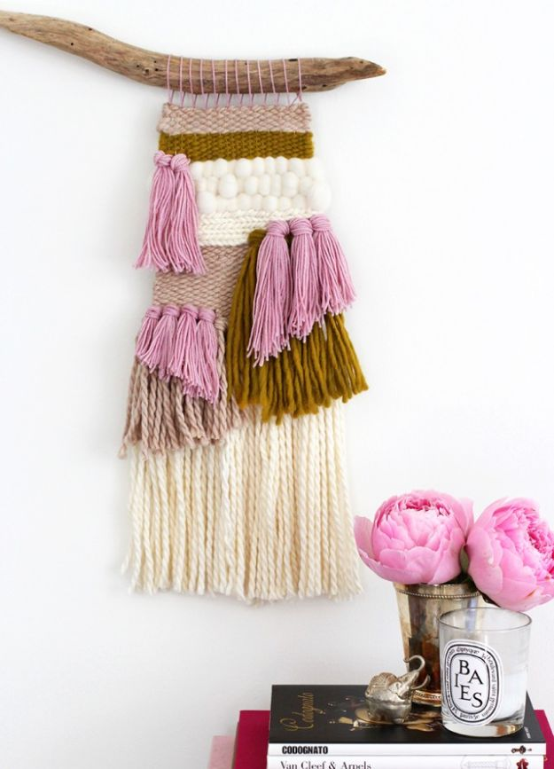 15 Outstanding DIY Boho Decor Projects For Your Shabby Chic Home
