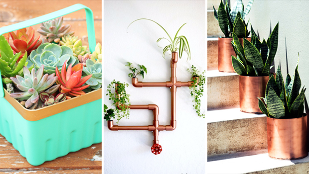 15 Resourceful DIY Planter Ideas You Are Going To Craft Right Away