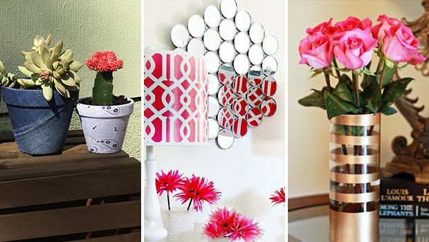15 Super Easy Home Decor Crafts You Should Try Over The Weekend