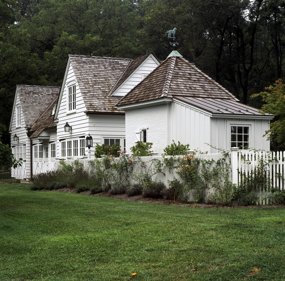 15 Wonderful Shabby-Chic Exterior Designs You Can't Ignore
