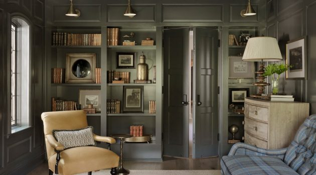 15 Wonderful Shabby-Chic Home Office Designs For Everyday Use