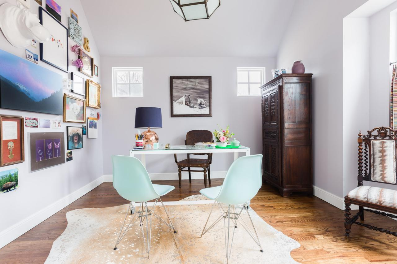 X Considerations When Designing Your Home Office