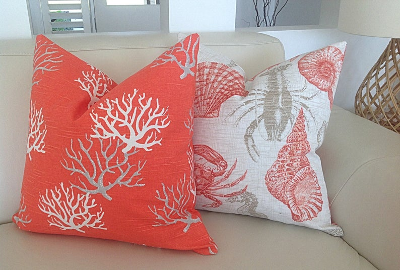16 Awesome Summer Pillow Designs That Are Perfect For Your Beach House