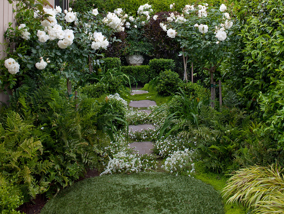 17 Marvelous Shabby-Chic Landscape Designs That Will Take Your Breath Away