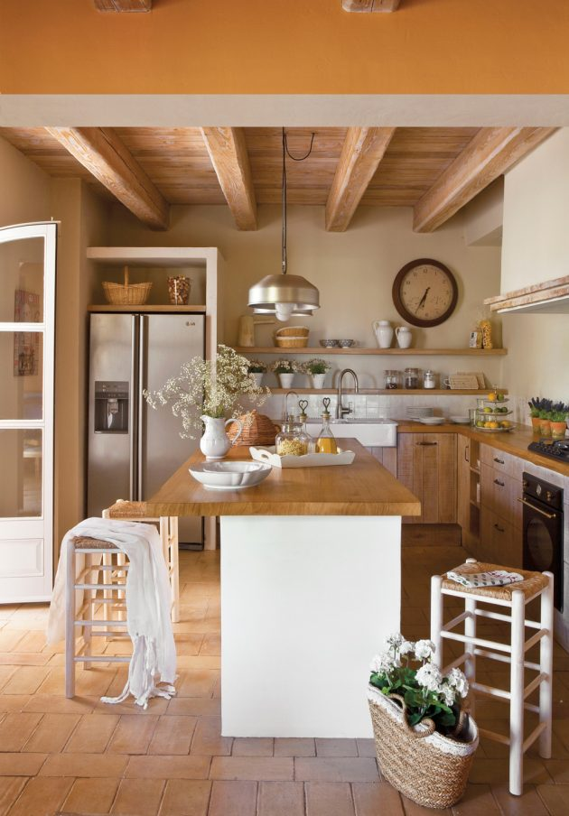9 Charming Rustic Kitchens You'll Adore
