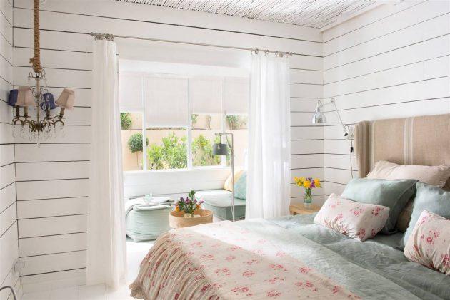 10 Small & Very Cozy Bedrooms