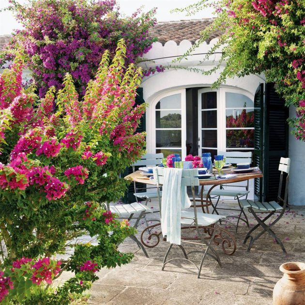 The Most Gorgeous Decorating Ideas for Small Patios