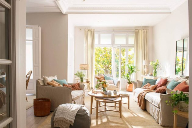 5 Pieces of Furniture to Gain Space in the Living Room