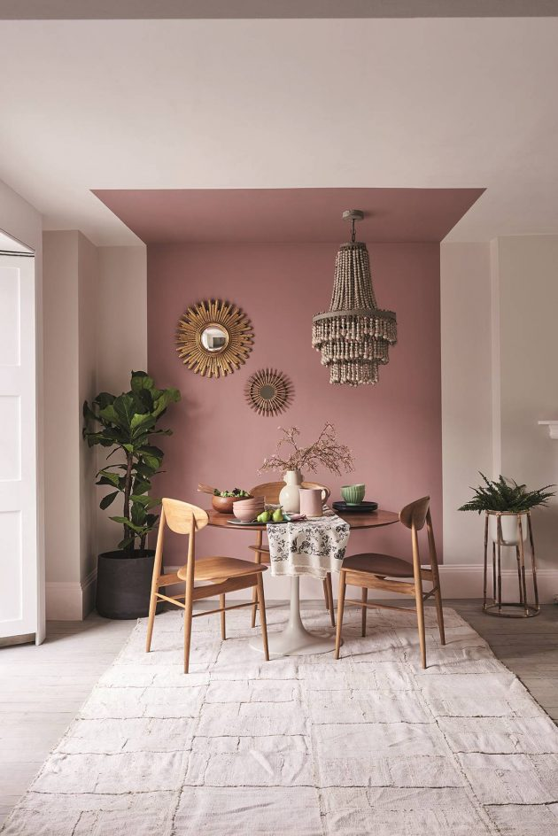6 Fabulous Pink Salons With a Lot of Style