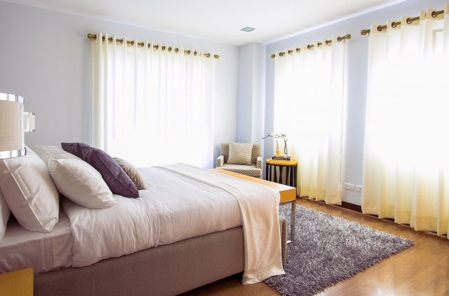 A Few Small Decorating Ideas For Small Bedrooms