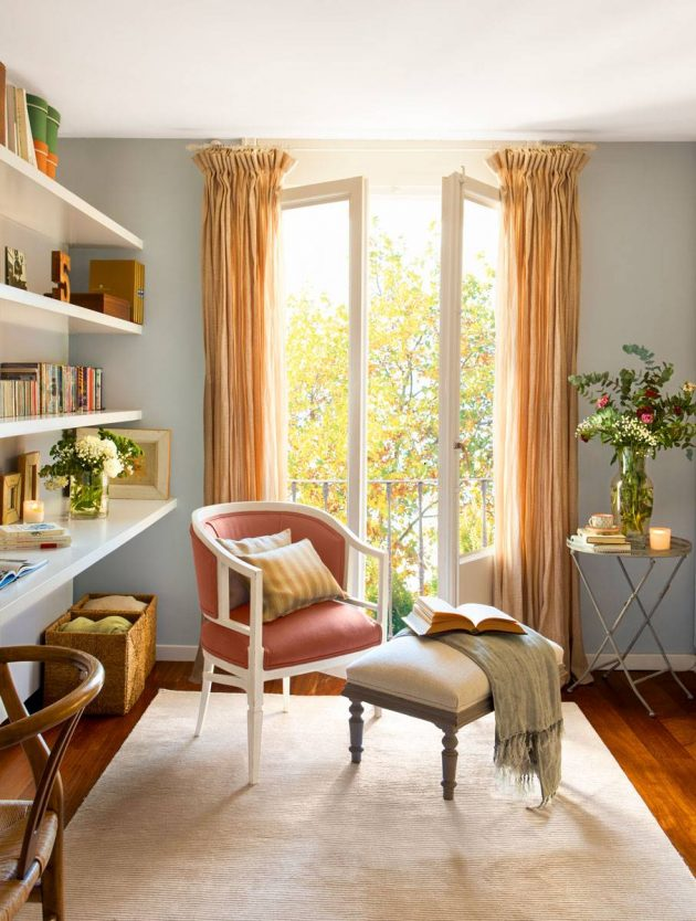 10 Reading Corners to Enjoy at Home During the Day