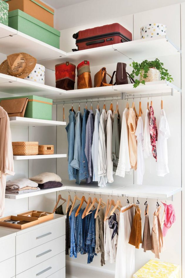 6 Best Small Dressing Room Ideas Weve Found for You