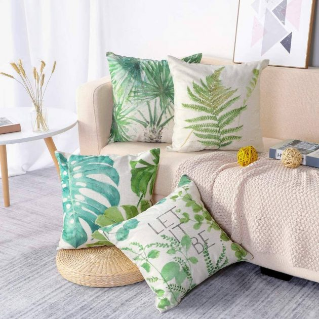 Cushions With Different Trendy Prints
