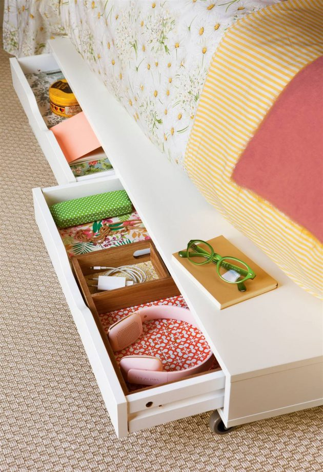 Furniture for Messy People Who Want to be Tidy