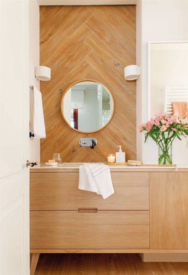 Wooden Furniture in the Bathroom: Advantages & Disadvantages