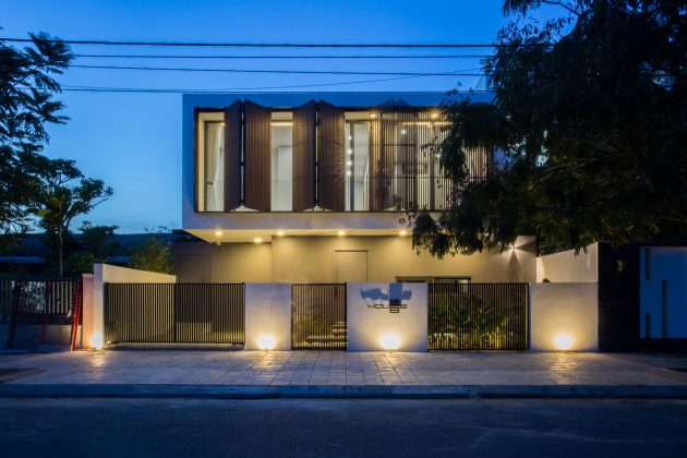 58 House by 85 Design in Nai Hien Dong, Vietnam