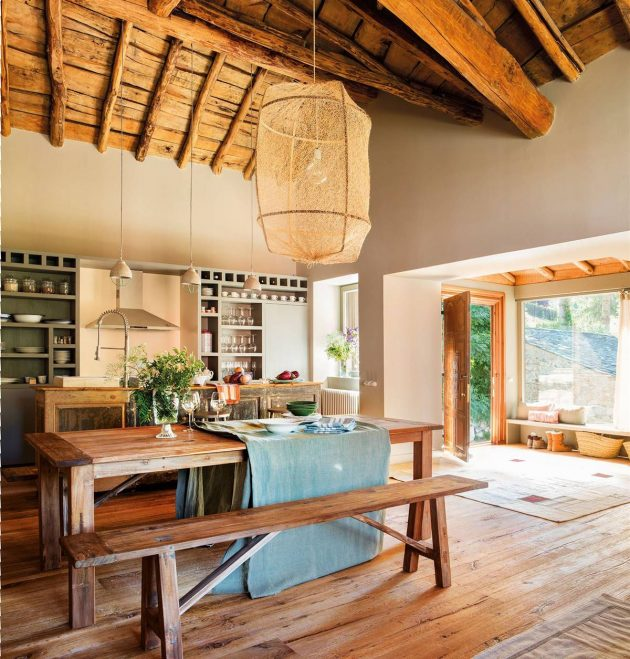 Modern Rustic Houses That are Going to Enchant You