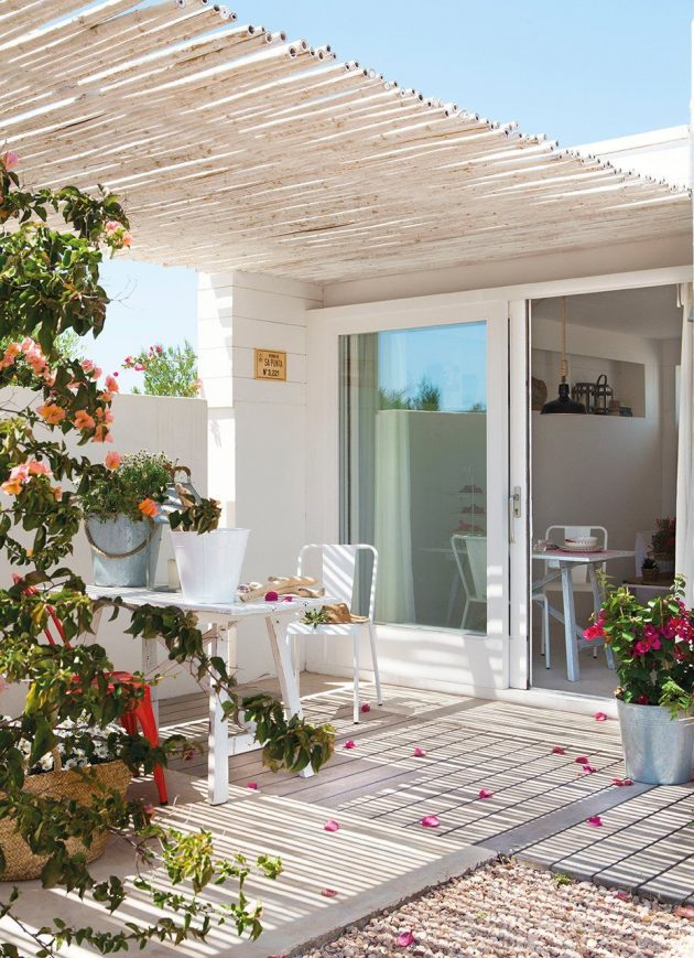The Perfect Cover   Pergolas for Terrace & Garden