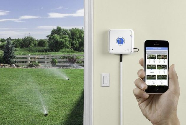 Time Poor But Want A Brilliant Garden? Use Smart Tech