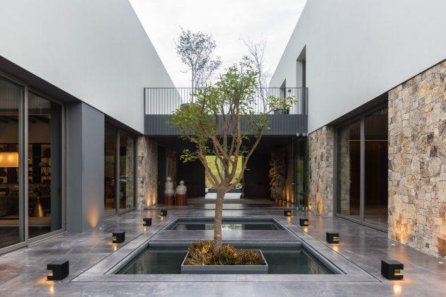 AP House by Elias Rizo Arquitectos in Zapopan, Mexico