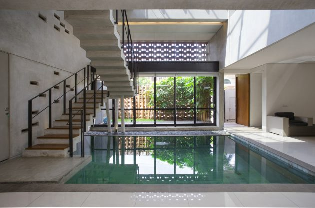Breathing House by Atelier Riri in Serpong, Indonesia