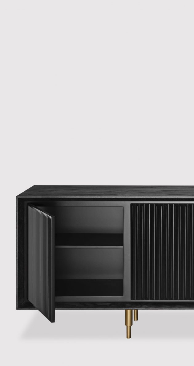 Carbon Collection: six standalone pieces combines sculpture, art and design
