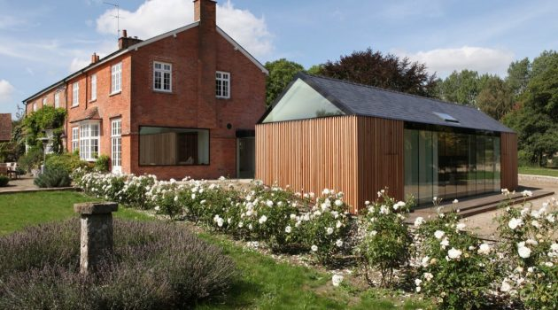 De La Beche Manor by VW+BS in West Berkshire, UK