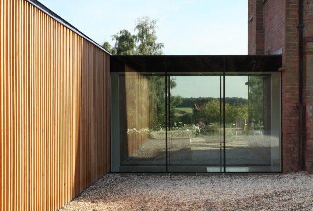 De La Beche Manor by VW+BS in West Berkshire, UK