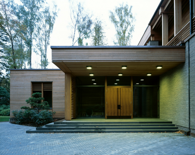 F-House by ARCH 4 in Moscow, Russia