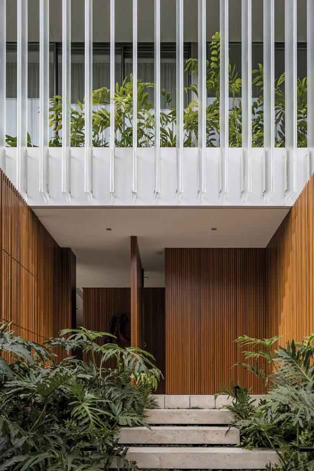 JZL House by Bernardes Arquitetura in Rio de Janeiro, Brazil