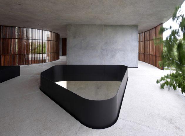 Madri House by Magaldi Studio in Merida, Mexico