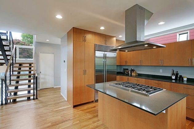 Phinney Ridge Residence by Coates Design Seattle Architects in Seattle, Washington